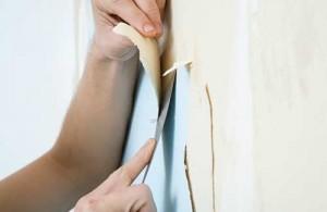 behangpapier verwijderen