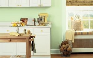 Keuken schilderen waar moet u rekening mee houden - Keukenmuren schilderen ...