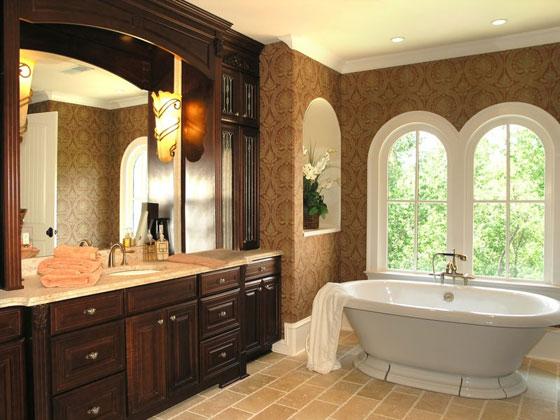 Klassieke badkamers