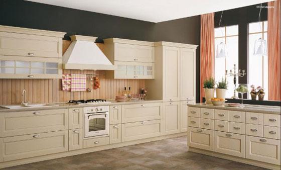 Keuken Schilderen Fineer : Klassieke keukens Interieur inrichting
