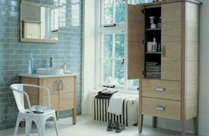 Landelijke badkamers oases van rust - Landelijke badkamer meubels ...
