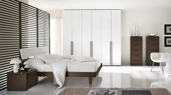 Moderne slaapkamers - Moderne design slaapkamer ...