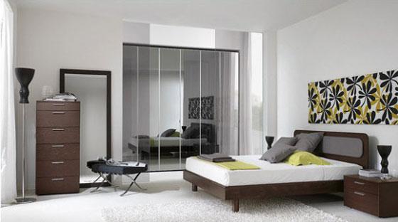 Interieur inrichting for Slaapkamer inrichting voorbeelden