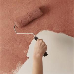 Muur verven kies de juiste verf - Verf modern muur ...