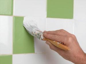 Keuken Tegels Verven : Tien stappen verfplan voor je saaie keukentegels